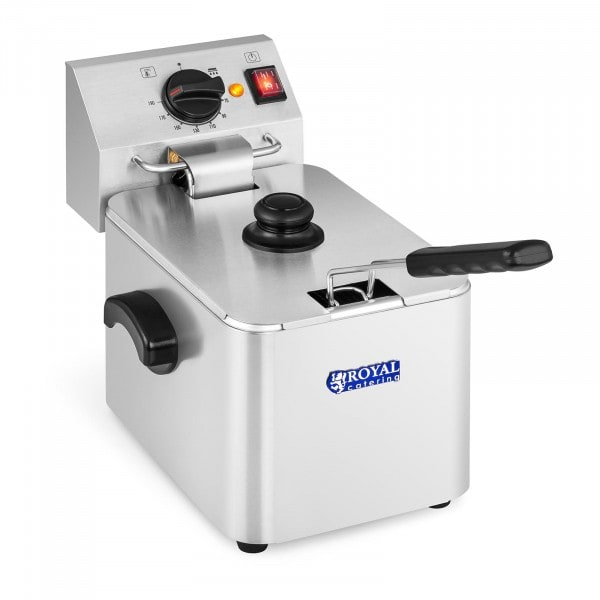 Electrical fryer - 8 L - EGO Thermostat