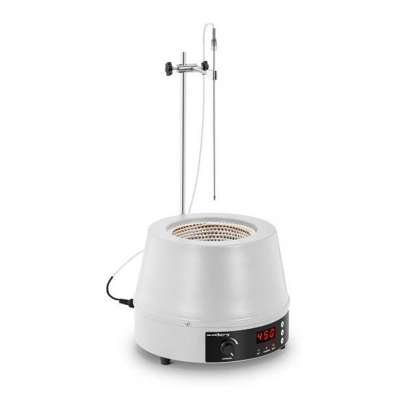 Brugt Magnetomrører med varme - digital - rundkolber - 1.000 ml
