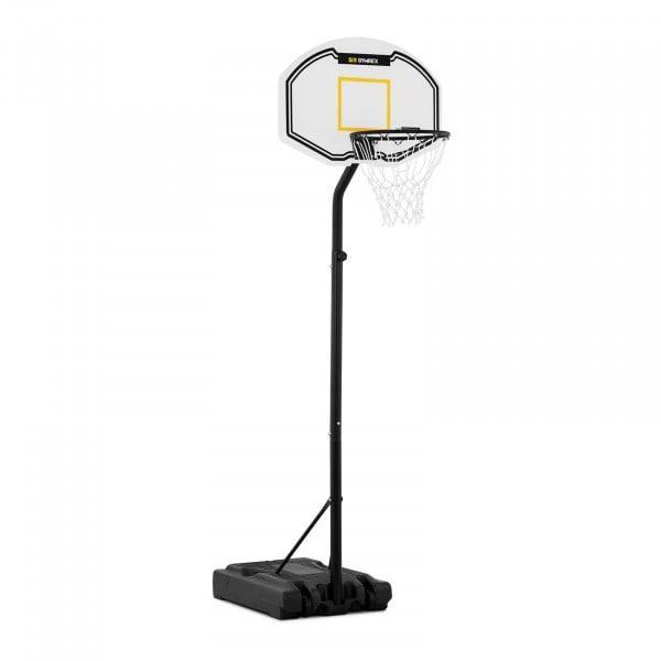 Tweedehands Basketbalpaal - in hoogte verstelbaar - 190 tot 260 cm