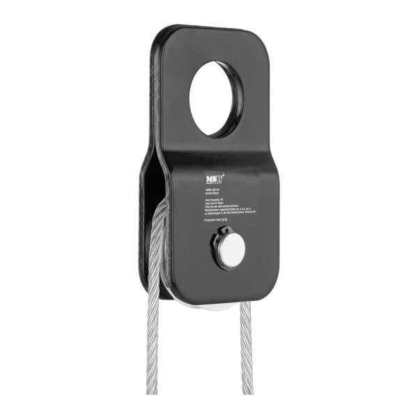 Kasteblokk - 4.000 kg - Taudiameter 1 mm - 9,5 mm