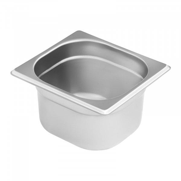 Zboží z druhé ruky Nástavba na GN nádoby - vč. 5 nádob GN 1/6 s víky