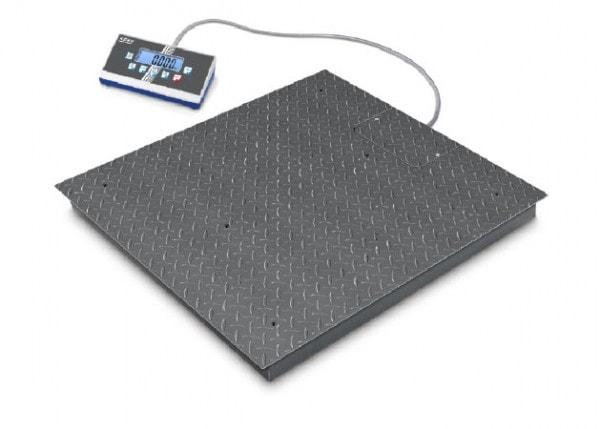 KERN Floor scale Max 600 kg / 0,2 kg | 1500 kg / 0,5 kg