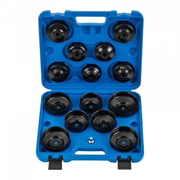Oil Filter Wrench Set - 16 pcs.