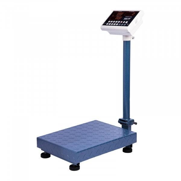 technische Details von Plattformwaage - 100 kg /10 g - klappbar - 3089 - 1