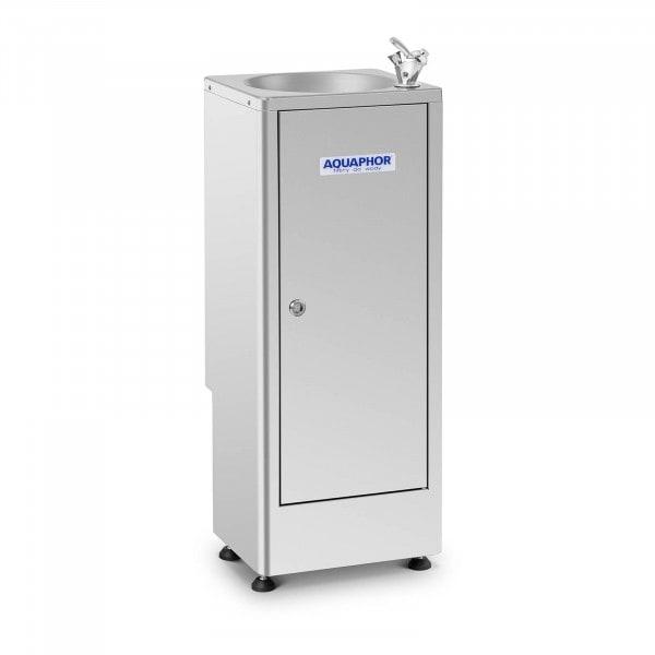 Aquaphor - Beverino fontanella acqua - Acciaio inox - Con sistema di filtraggio a carboni attivi