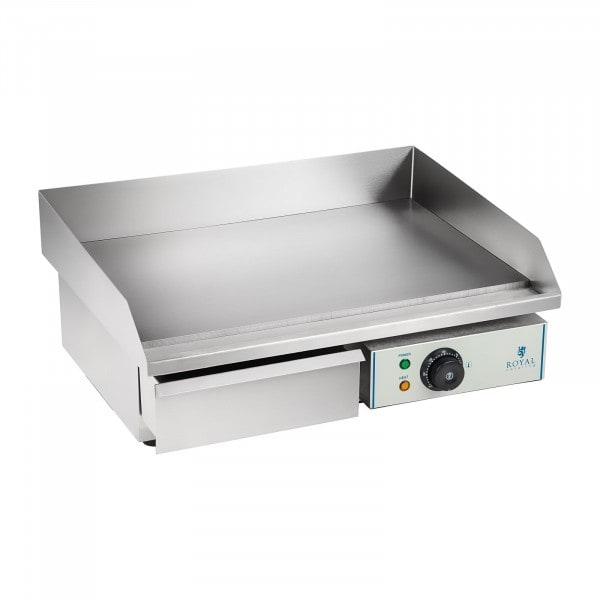 Factory seconds Electric Griddle - 55 cm - smooth - 1 x 3.0 kW