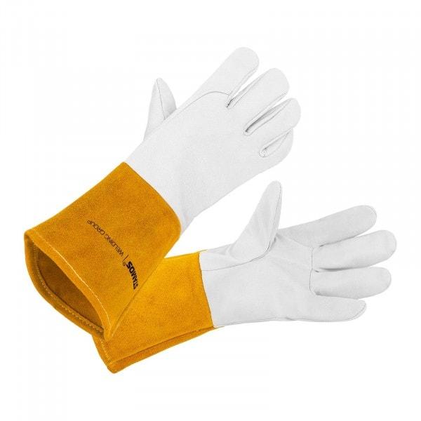 Schweißerhandschuhe - Gr. 10/XL