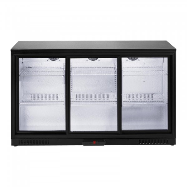 Factory seconds Drinks Fridge - 323 L - Aluminium