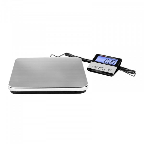 Digitale Paketwaage - 200 kg / 50 g - Basic - externes LCD