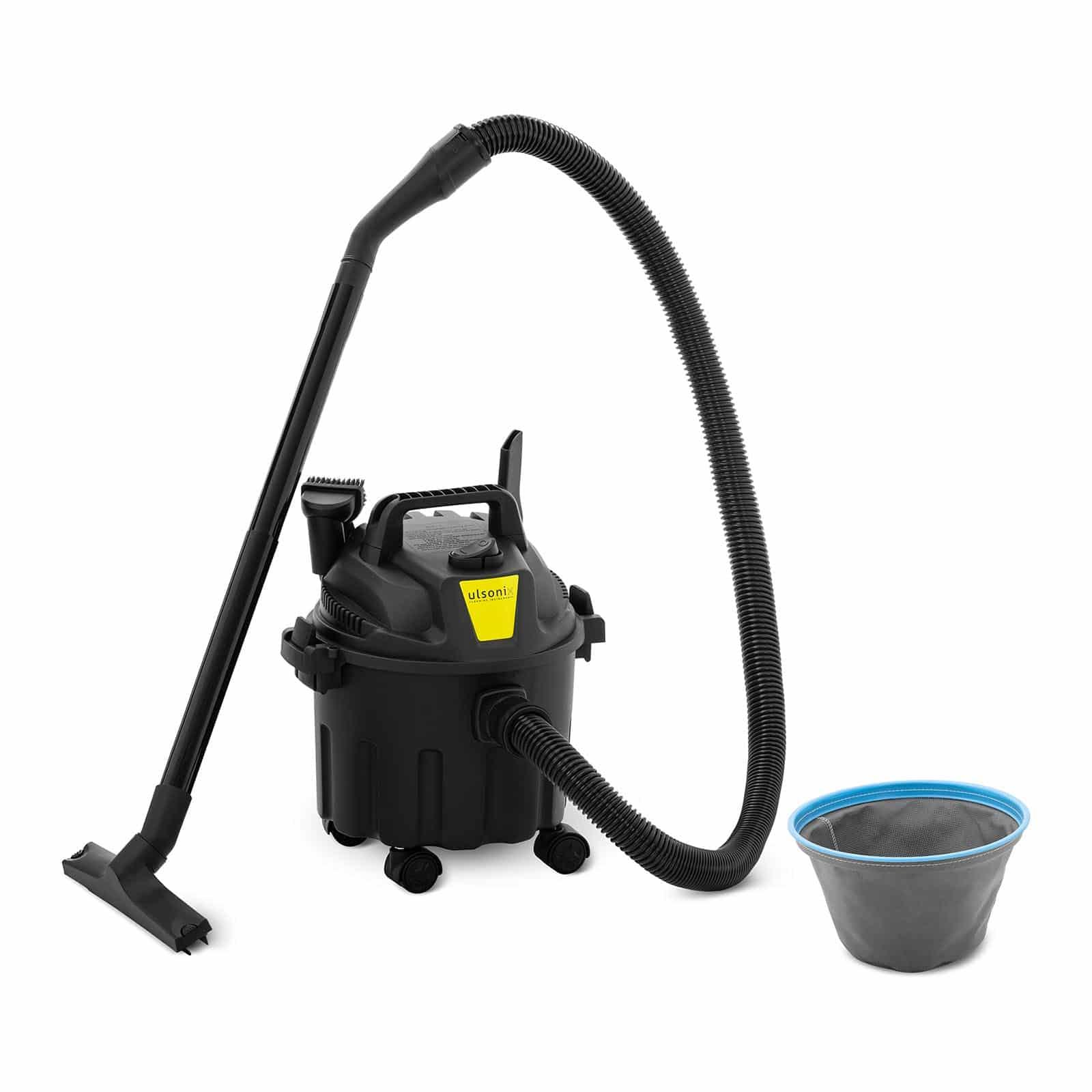 Vysavače na mokré a suché vysávání