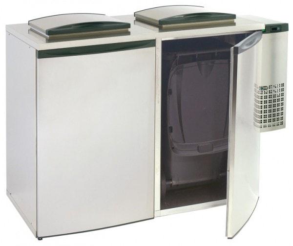 Konfiskatkühler - 1750x870x1290mm