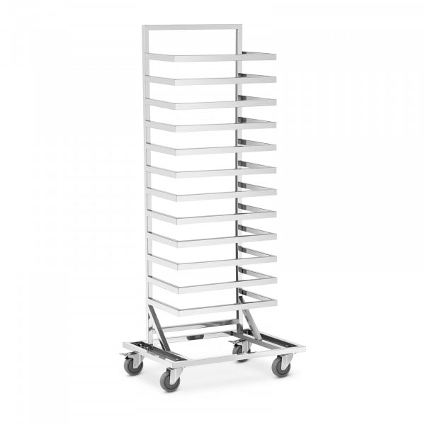 Tray Trolley - 12 GN 1/1 slots - 48 kg