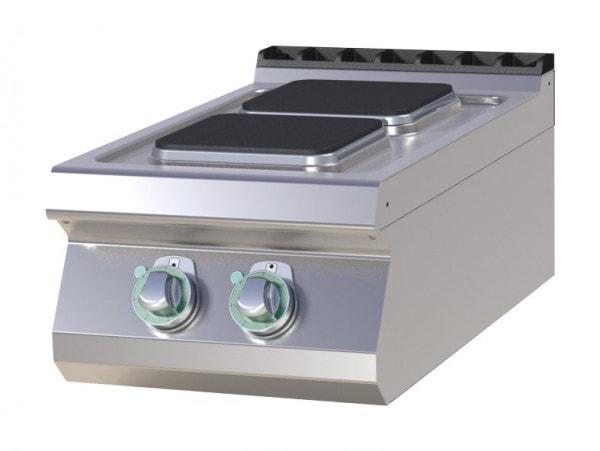 Elektro Kochfeld - 400x730x300 mm