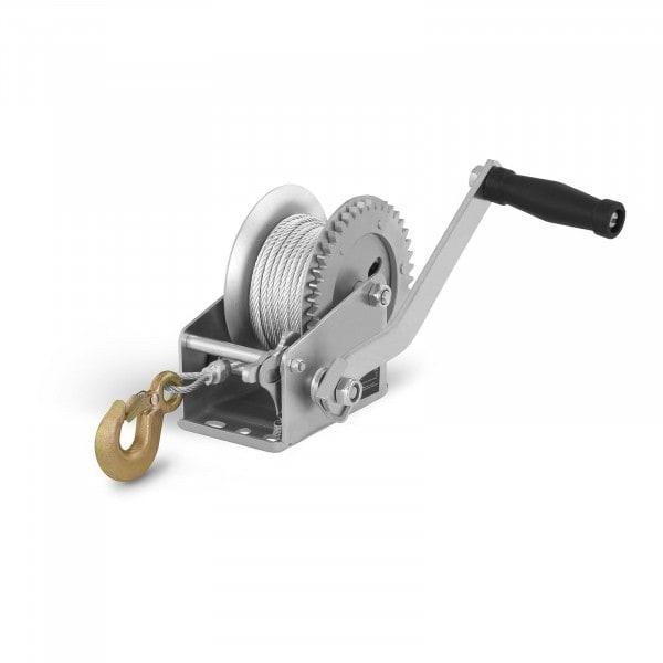 Cabrestante manual - 450 kg - 1.000 lbs