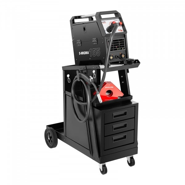 Welding Cart - 3 Drawers - 75 kg