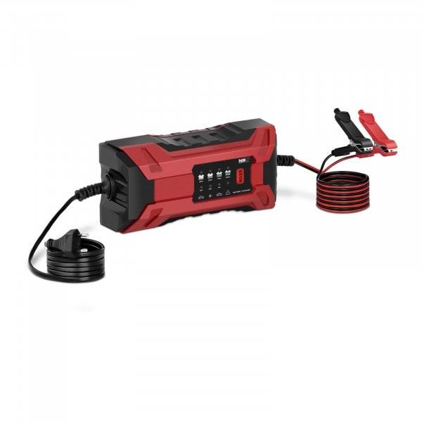 Brugt Batterilader bil - 6 V/12 V - 2 A - 3 modi med LED-display