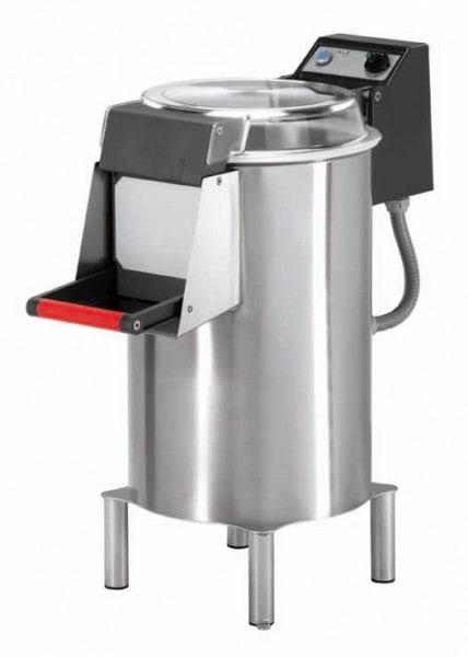 Kartoffelschälmaschine - 400x770x860mm - Kapazität